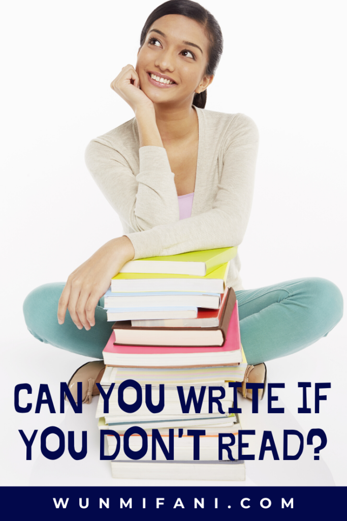can you write if you don't read