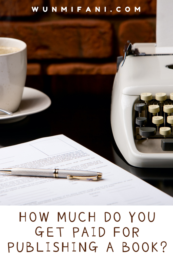 How Much Do You Get Paid for Publishing a Book?