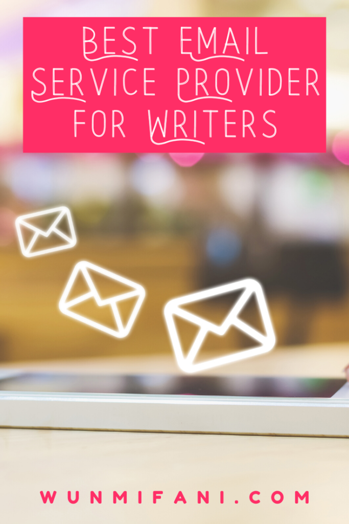 Best Email Service Provider for Writers