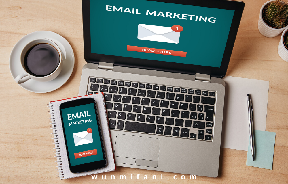 Email marketing for book promotion