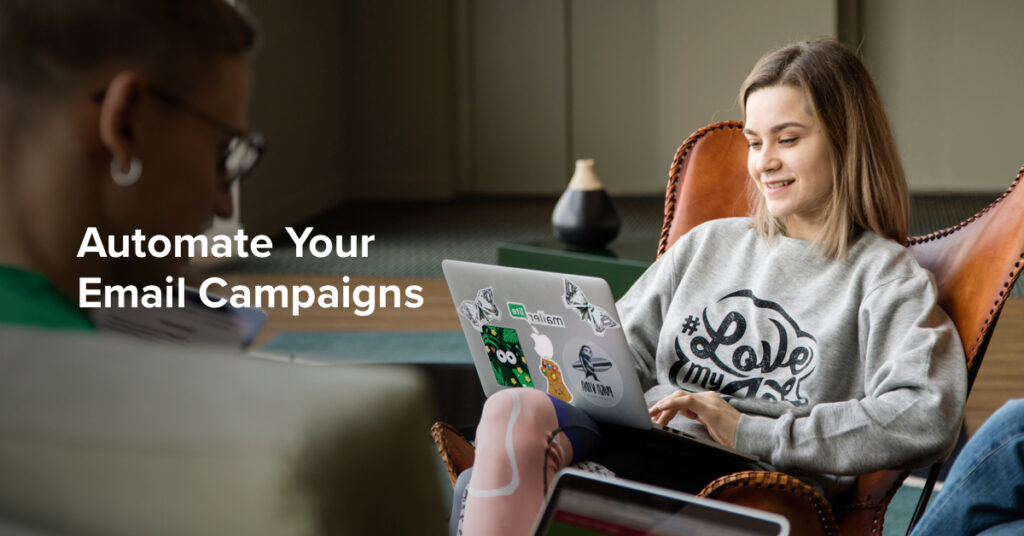 email marketing for writers on mailerlite