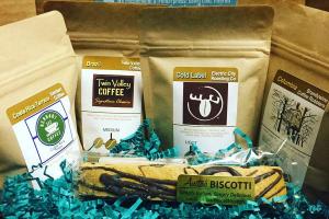 Four Coffee Subscription Box