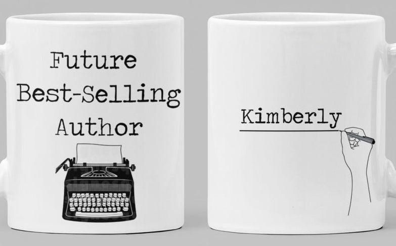 Future Bestselling AuthorMug