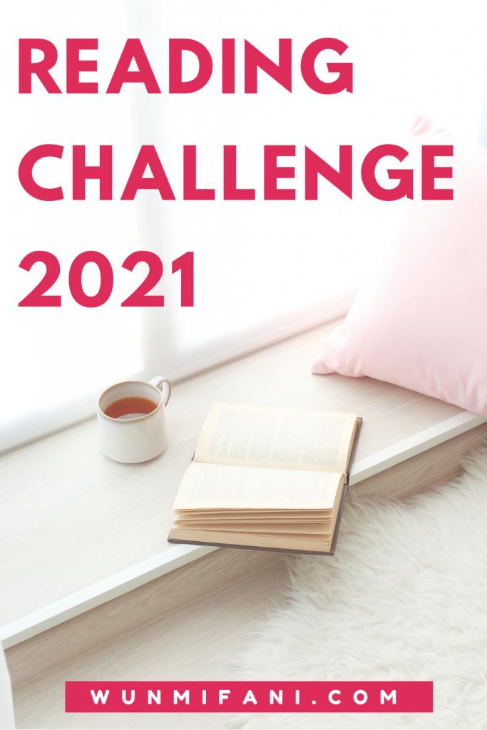 Reading Challenge 2021