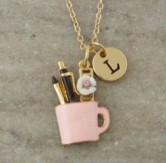 Writers Necklace